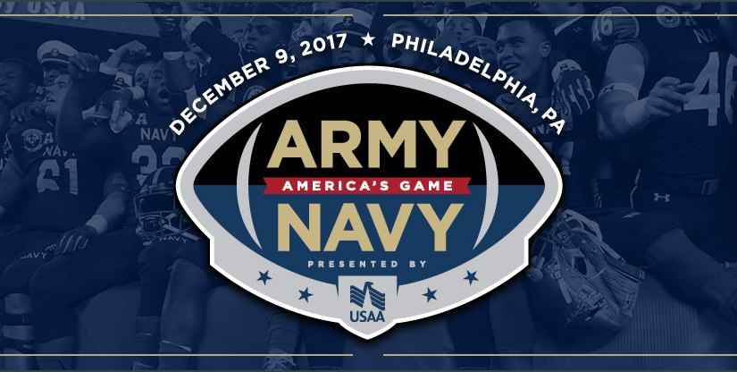 Army & Navy Will be Dressed for the Occasion