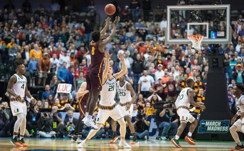 Loyola-Chicago Gave Us Our First March Madness Buzzer Beater