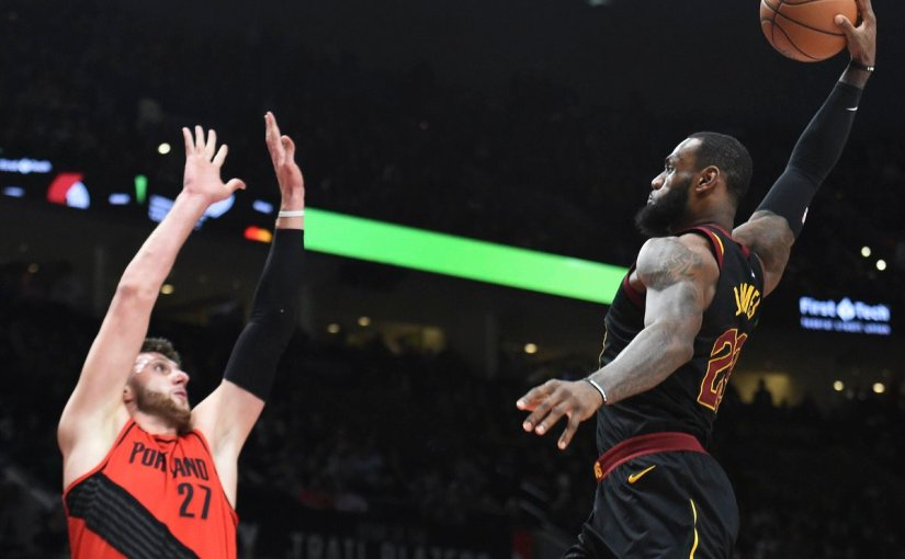 LeBron James Snatched a Soul Last Night