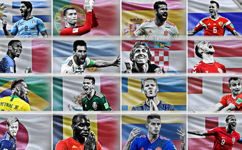 FIFA World Cup: Round of 16 Preview