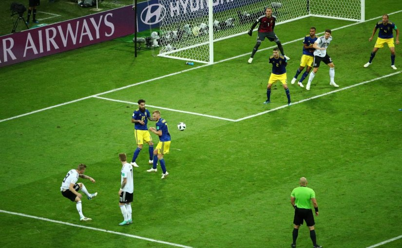 World Cupdate: Kroos SavesGermany