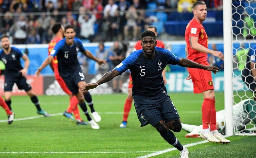 World Cupdate: Viva LaFrance!