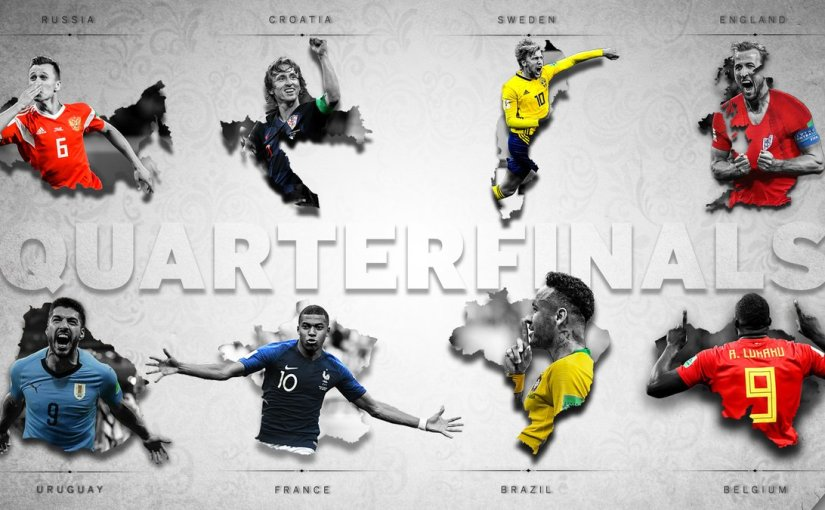 FIFA World Cup: Quarterfinals Preview