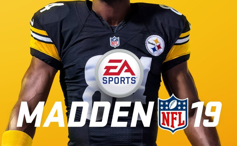 Madden NFL 19 has a cover athlete … Panic accordingly