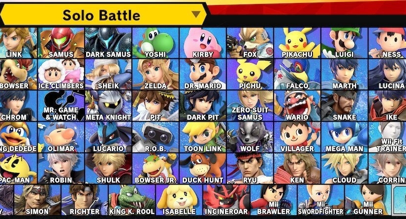 Presenting The Grindies: The only way to give love to Super Smash Bros.Ultimate