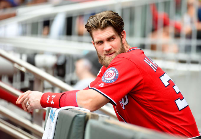 Bryce Harper Signs with the Phillies