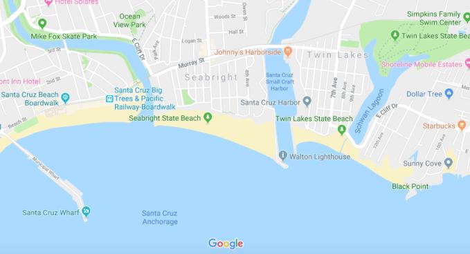 Santa Cruz Twin Lakes Us Jordan Peele