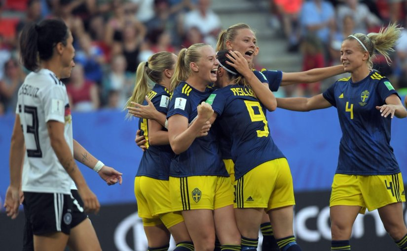 Women's World Cupdate: Semis Are Set
