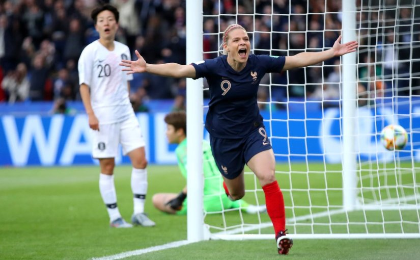 Women's World Cupdate: Party inParis