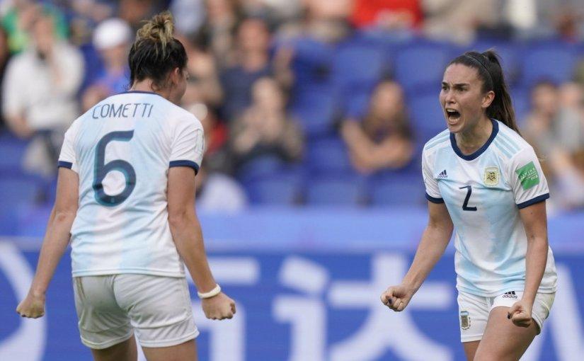 Women's World Cupdate: We Have aDraw