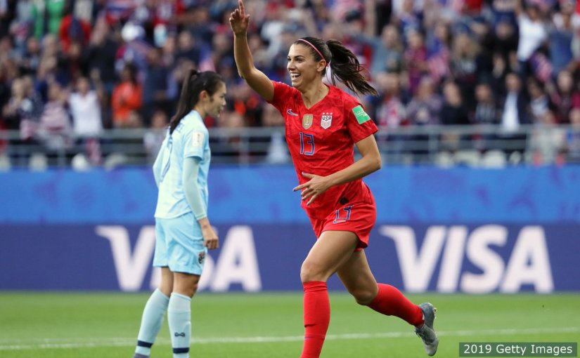 Women's World Cupdate: American History