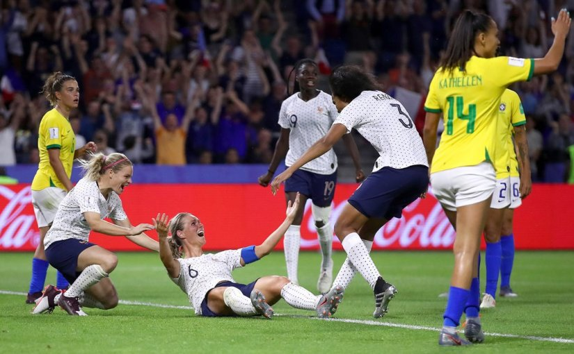 Women's World Cupdate: Hosts Prevail in Extra Time