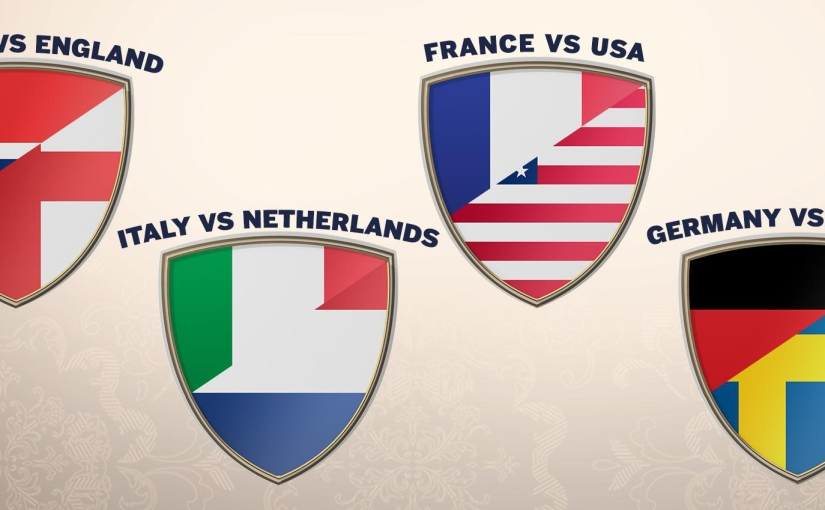 Women's World Cup: Quarterfinal Preview