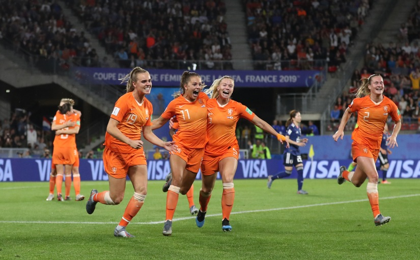 Women's World Cupdate: European Delight