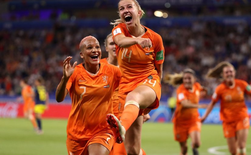 Women's World Cupdate: Dutch Delight